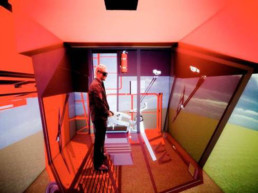 Previewing Vehicle Cabin Design in Virtual Reality